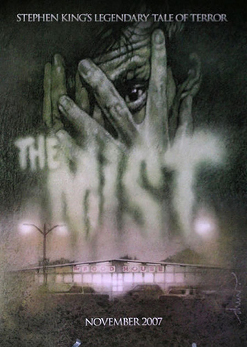 Póster Comic-Con para The Mist